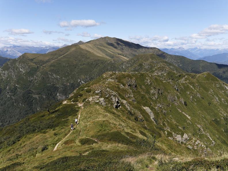 Image 18 - The Monte Tamaro - Monte Lema traverse