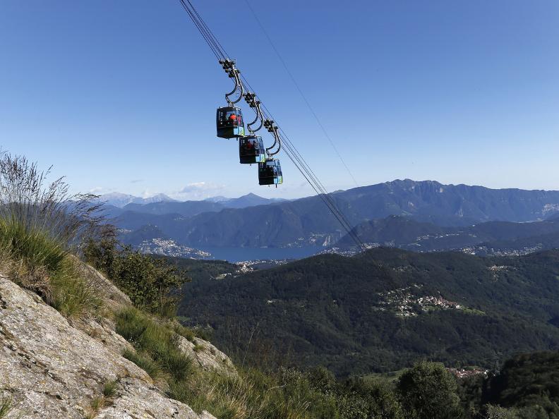 Image 19 - The Monte Tamaro - Monte Lema traverse