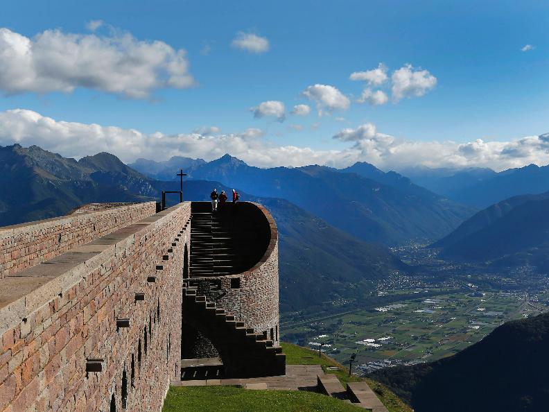 Image 0 - Der Höhenweg Monte Tamaro - Monte Lema