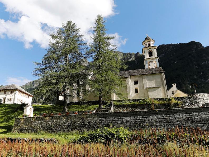 Image 11 - Cevio - Bosco Gurin