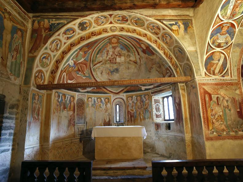 Image 6 - La chiesa romanica di San Carlo a Negrentino