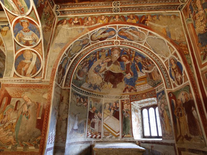 Image 7 - L'église romane de San Carlo à Negrentino