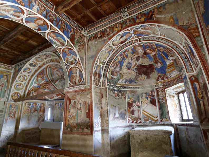 Image 9 - La chiesa romanica di San Carlo a Negrentino