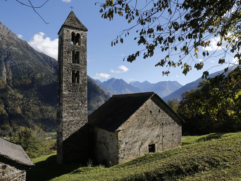 Image 12 - The Negrentino San Carlo Romanesque church