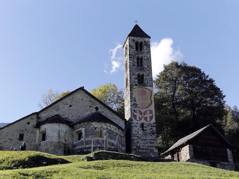 Image 18 - The Negrentino San Carlo Romanesque church