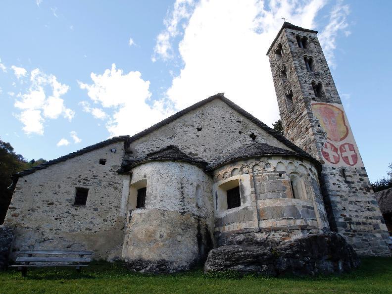 Image 0 - The Negrentino San Carlo Romanesque church