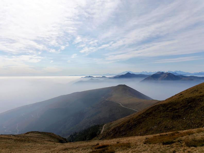 Image 1 - Lugano Trekking tappa 3: Cap. Monte Bar - Tesserete