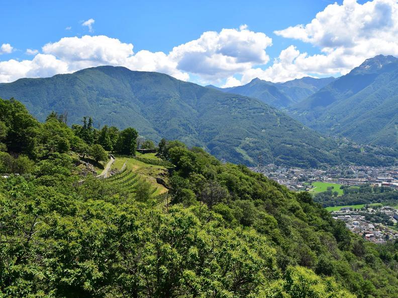 Image 6 - Monte Carasso - Mornera