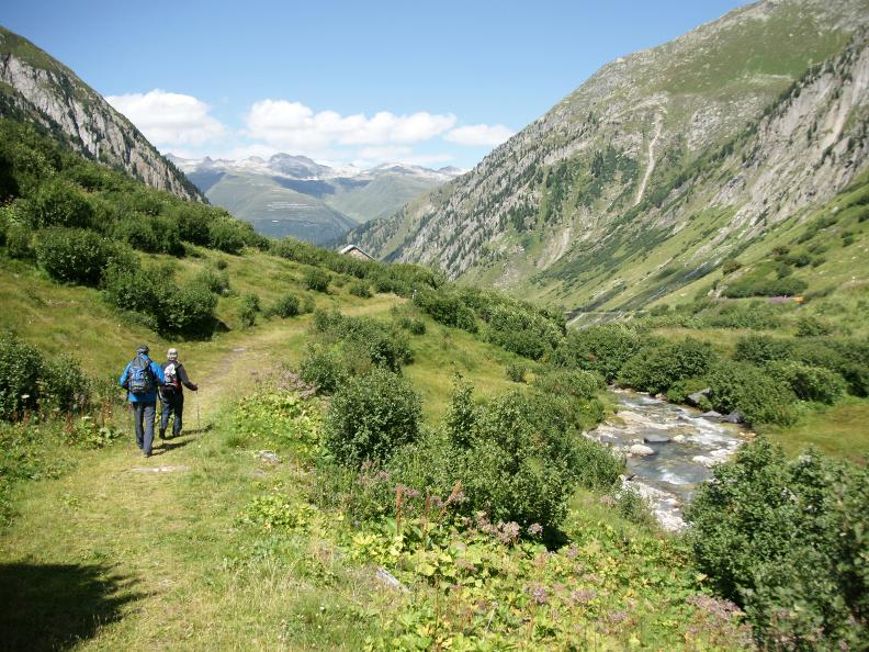 Image 2 - Four Headwaters Trail: the Source of the Ticino