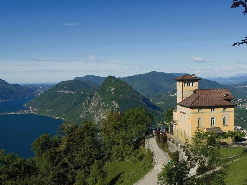 Image 2 - Lugano Trekking tappa 1: Brè - Capanna Pairolo