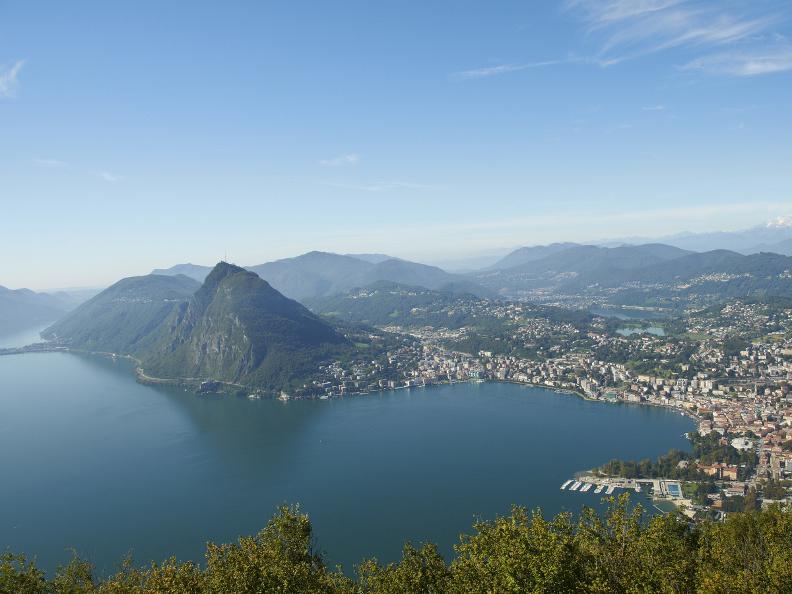 Image 1 - Lugano Trekking tappa 1: Brè - Capanna Pairolo