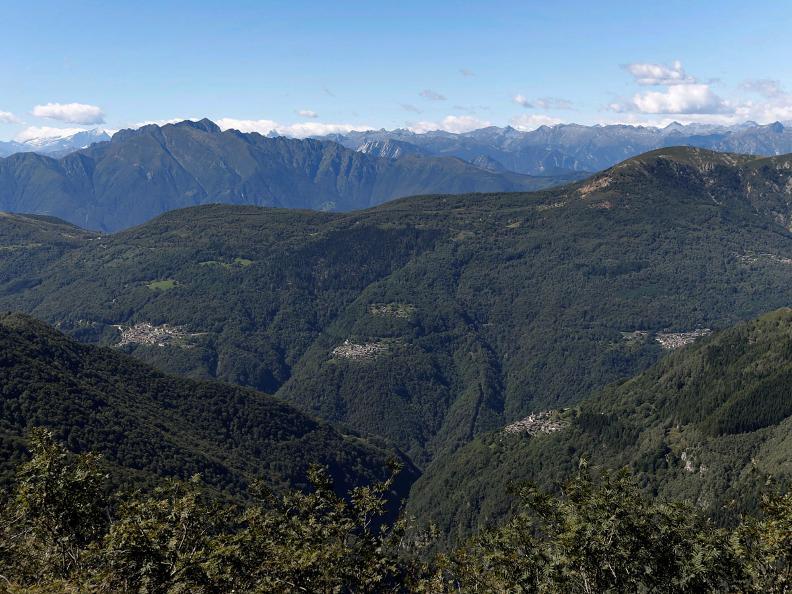 Image 7 - Sentier Emeraude Tessin-Lombardie: Etape 13