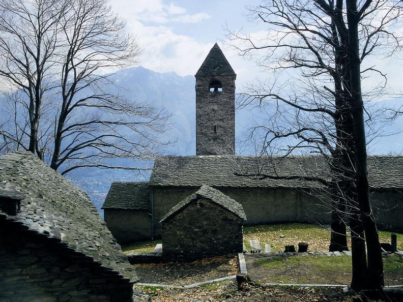 Image 0 - Monte Carasso: San Bernardo