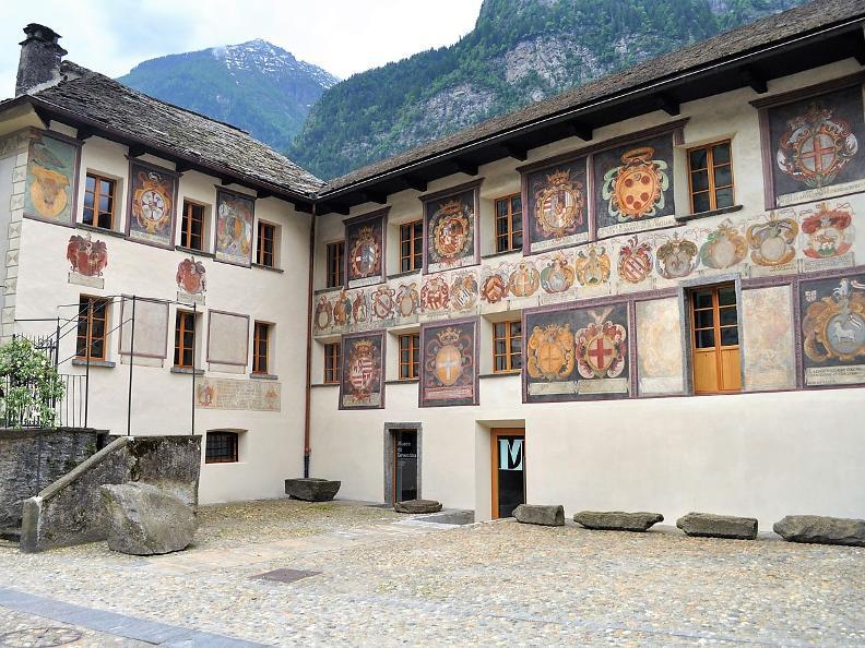 Image 3 - The Gotthard Path: Giornico