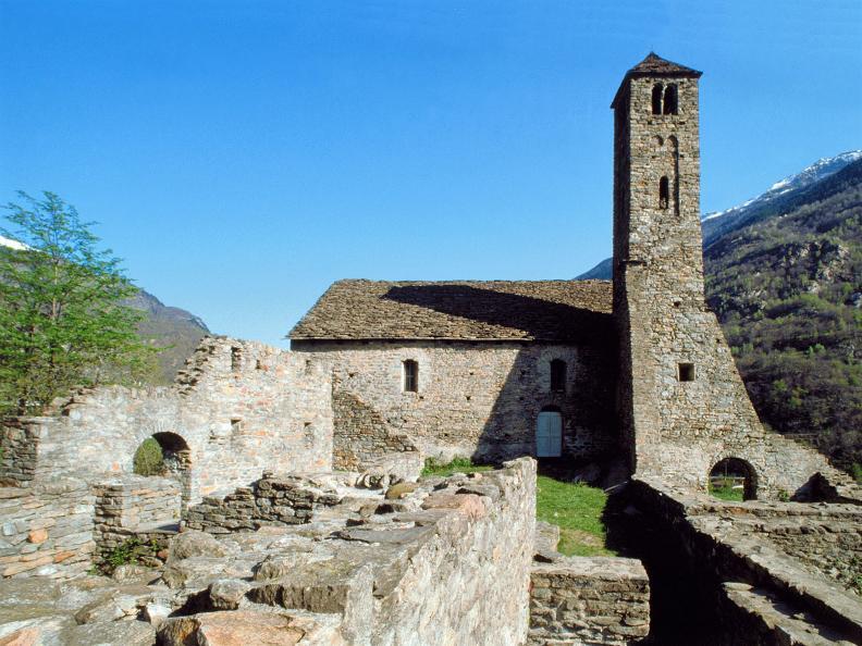 Image 2 - The Gotthard Path: Giornico