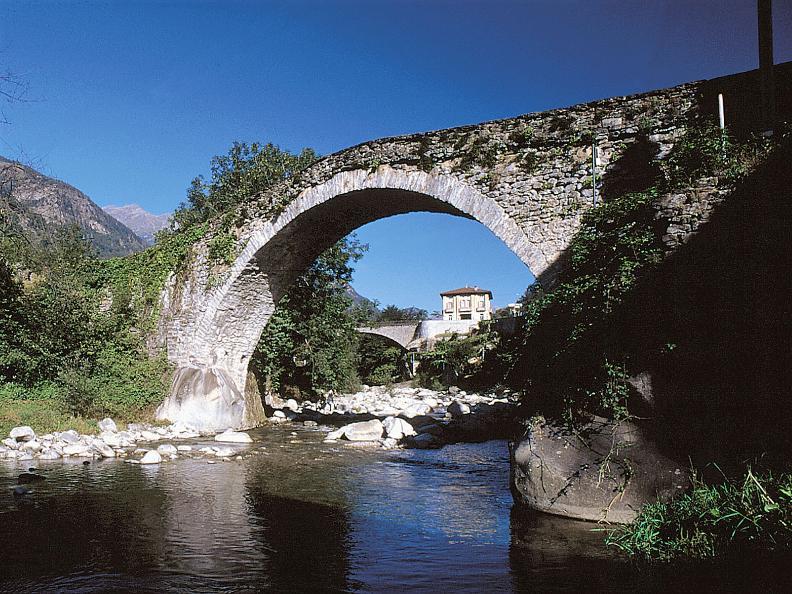 Image 6 - The Gotthard Path: Giornico