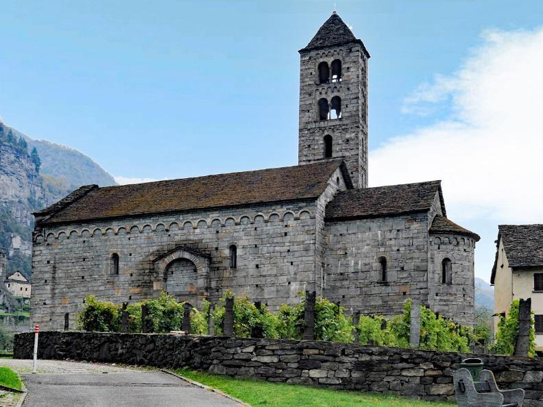 Image 5 - The Gotthard Path: Giornico