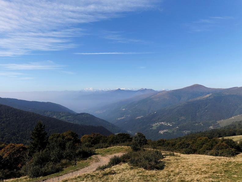 Image 0 - Lugano Trekking tappa 2: Cap. Pairolo-Cap. Monte Bar