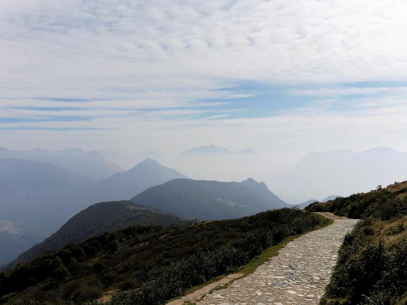 Image 2 - Lugano Trekking tappa 2: Cap. Pairolo-Cap. Monte Bar