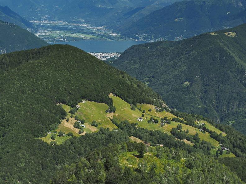 Image 8 - Monte Comino - Costa - Intragna