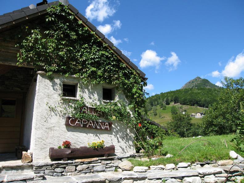 Image 6 - Monte Comino - Costa - Intragna