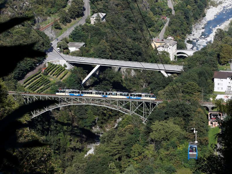 Image 14 - Monte Comino - Costa - Intragna