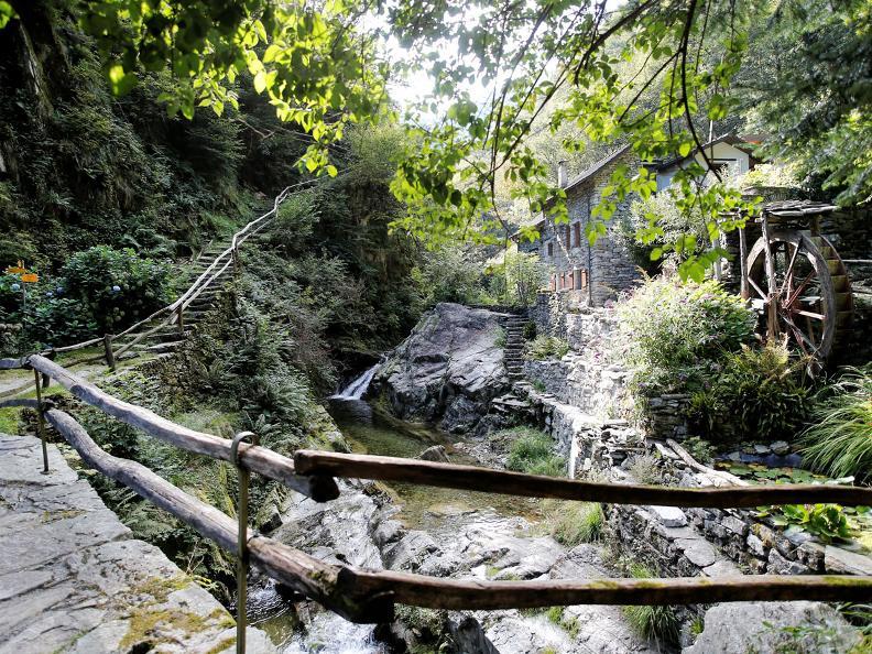 Image 11 - Monte Comino - Costa - Intragna