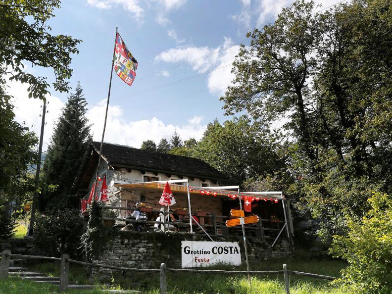 Image 13 - Monte Comino - Costa - Intragna