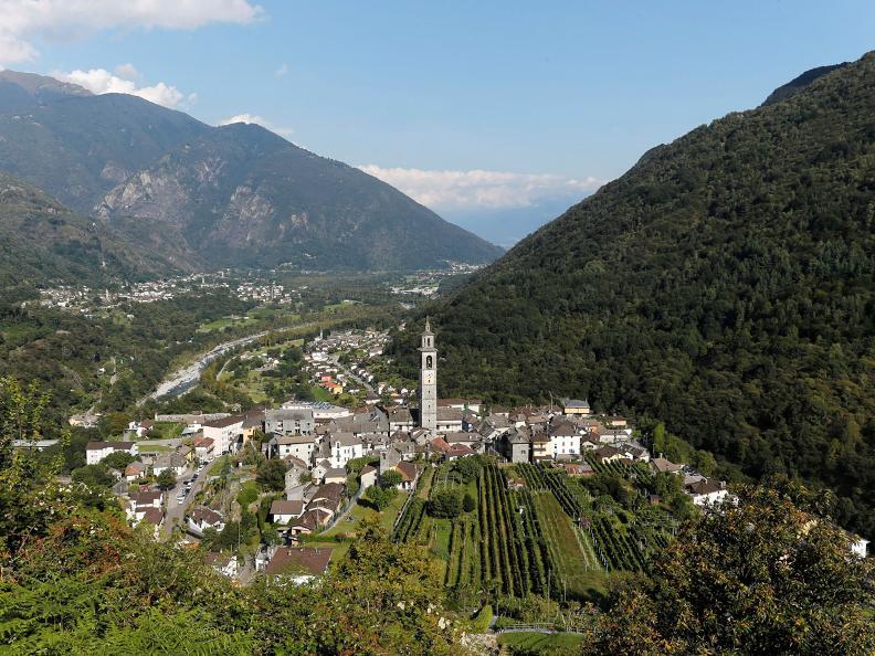 Image 15 - Monte Comino - Costa - Intragna