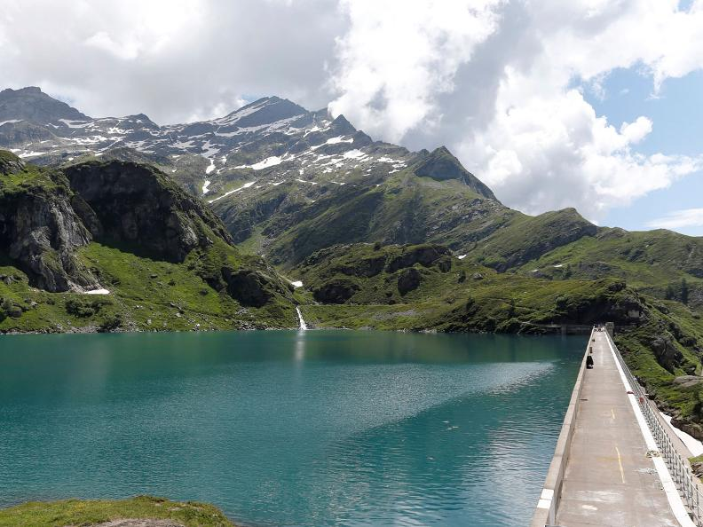Image 4 - Sentiero Cristallina Stage 2: S. Carlo - Cap. Cristallina