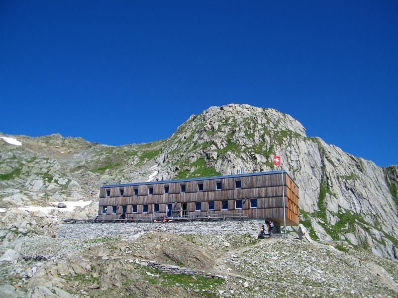 Image 11 - Sentiero Cristallina Stage 2: S. Carlo - Cap. Cristallina