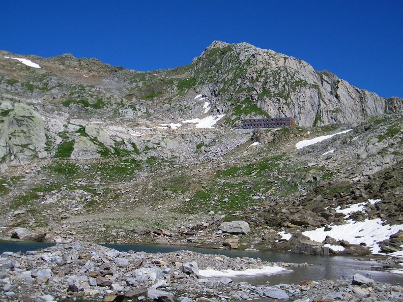 Image 12 - Sentiero Cristallina Stage 2: S. Carlo - Cap. Cristallina