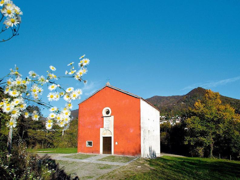 Image 0 - Chiesa Rossa a Castel S. Pietro