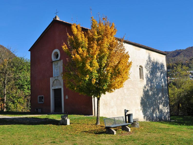 Image 2 - Castel S. Pietro: Chiesa Rossa