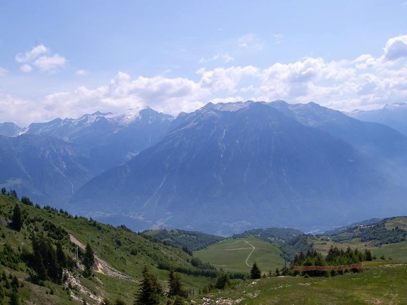 Image 1 - In alto sopra la Val Blenio