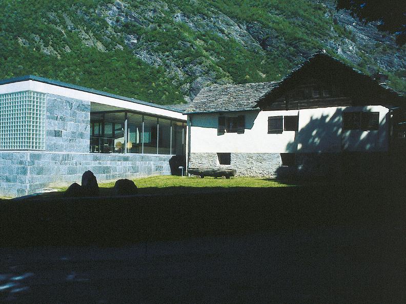 Image 3 - Sentier d'altitude de la Val Blenio