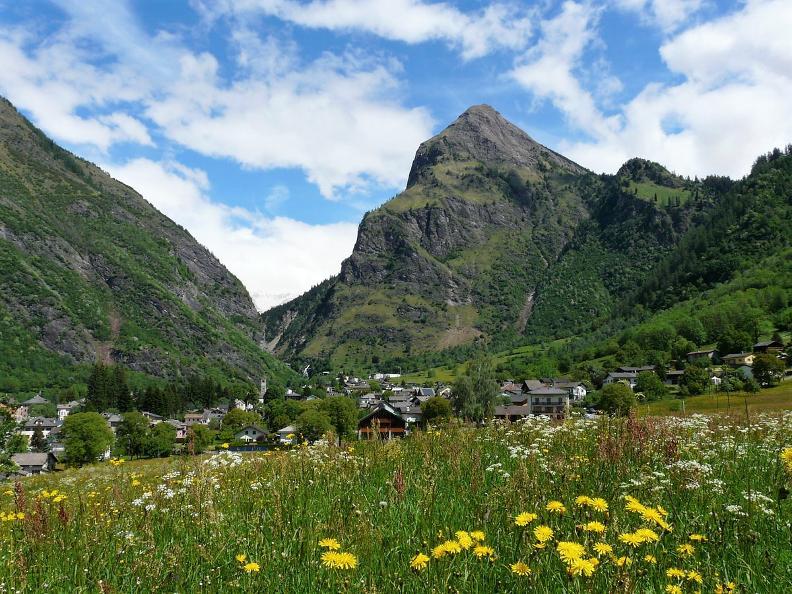 Image 4 - In alto sopra la Val Blenio
