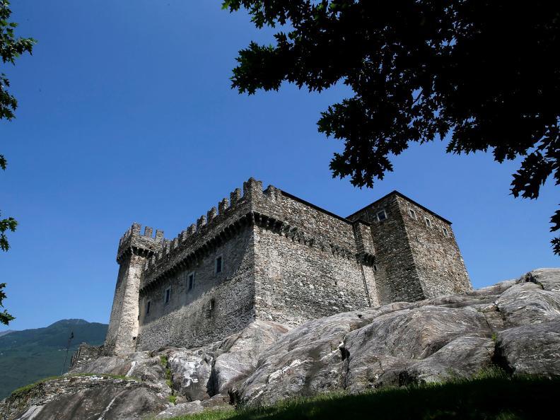 Image 3 - Die befestigten Hügel von Bellinzona