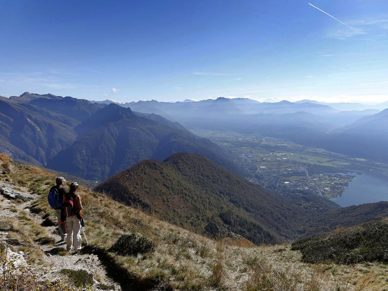 Image 10 - Cardada, Trosa and Mergoscia: breath-taking views