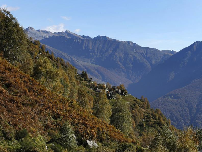 Image 13 - Cardada, Trosa and Mergoscia: breath-taking views