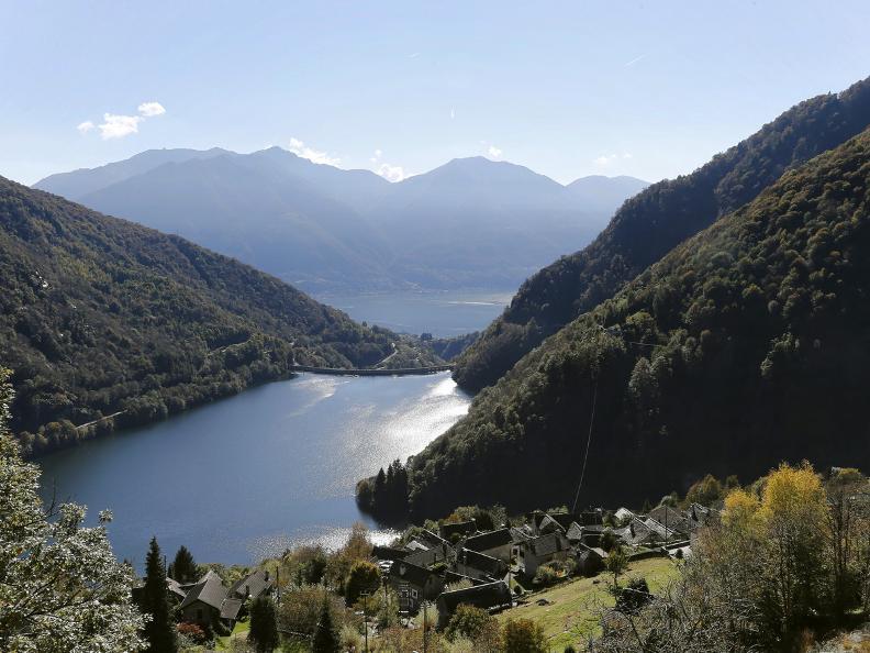 Image 17 - Cardada, Trosa and Mergoscia: breath-taking views