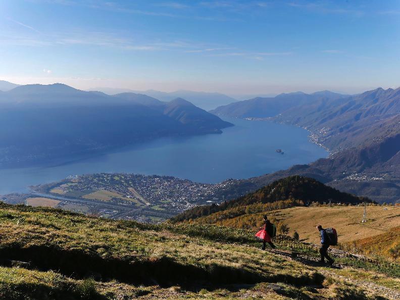 Image 0 - Cardada, Trosa and Mergoscia: breath-taking views