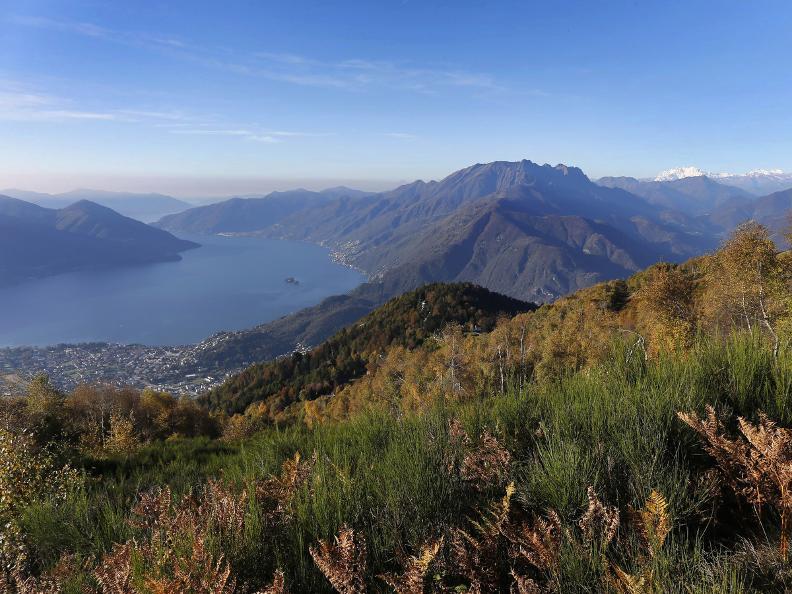 Image 5 - Cardada, Trosa and Mergoscia: breath-taking views