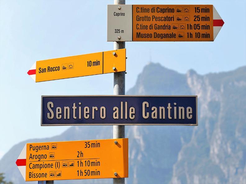Image 2 - Sentiero Smeraldo Arogno - Lugano