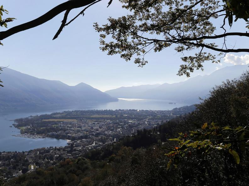 Image 10 - Collina Alta: amazing views over Lake Maggiore