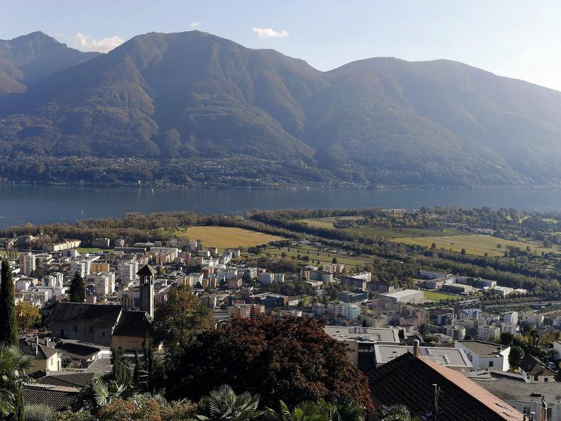 Image 13 - Collina Alta: amazing views over Lake Maggiore