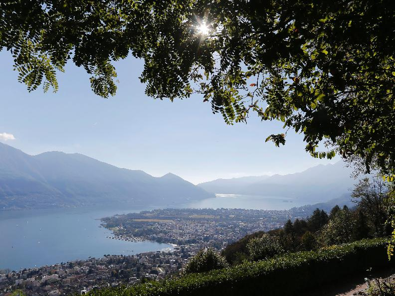 Image 0 - Collina Alta: amazing views over Lake Maggiore