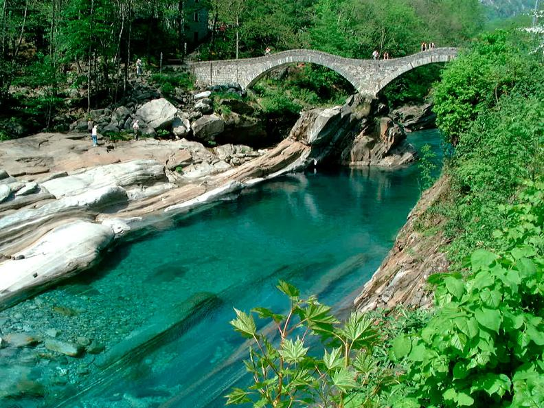 Image 4 - The Verzasca Valley trail