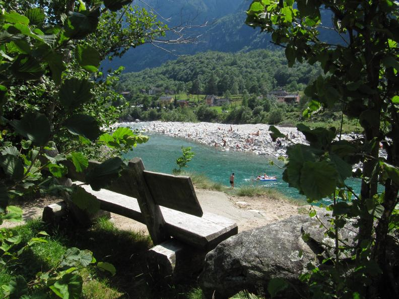 Image 8 - The Verzasca Valley trail