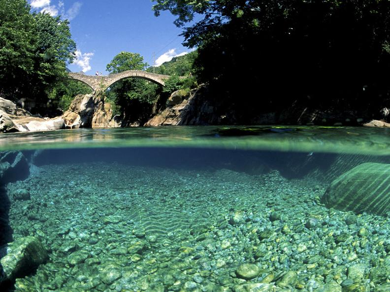 Image 3 - The Verzasca Valley trail